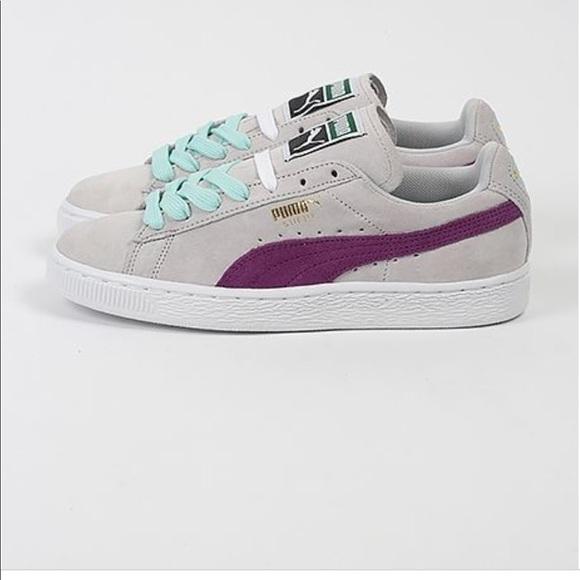 Puma Zapatos Ante Collection Sz Mujer Sz Collection 8 Poshmark eeba29